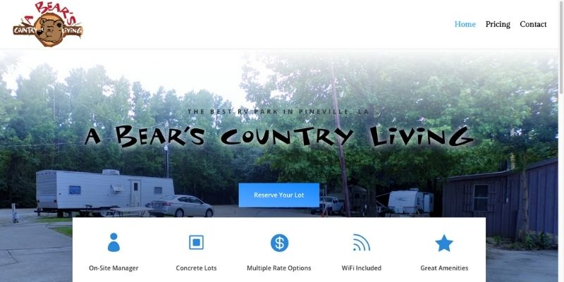 Country Living Screenshot