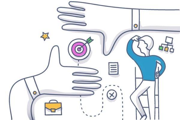 Syzmic White Label Web Development Team Members Illustration